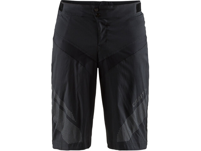 Craft Route XT Pantaloncini Uomo, black